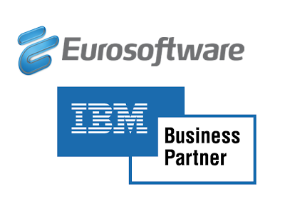 Logo Eurosoftware IBM Business Partner