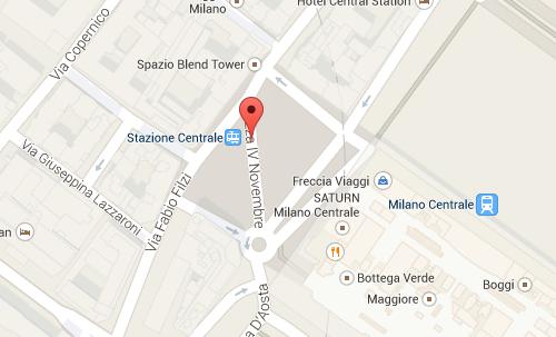 Contatti eurosoftware for Arredare milano piazza iv novembre