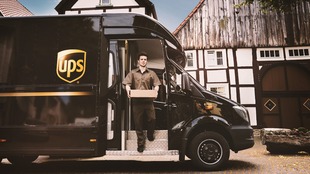 Come generare lettere di vettura UPS dal software Courier