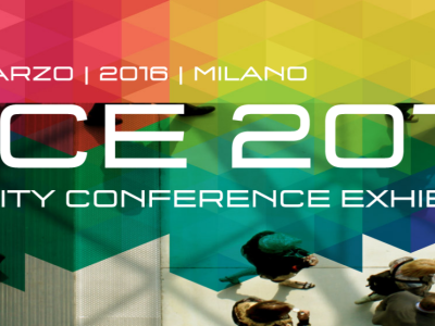 Mobility Conference Exhibition 2016 Milano