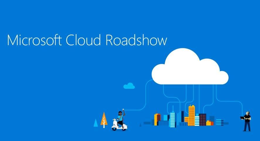 Microsoft Cloud Roadshow Milano 23 24 Maggio 2016